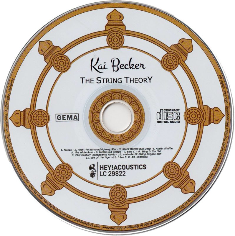 The String Theory - CD