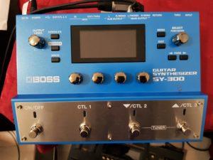 Gitarrensynthesizer SY-300