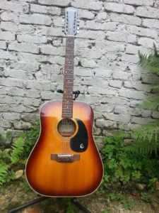 Epiphone FT-160 Texan-12