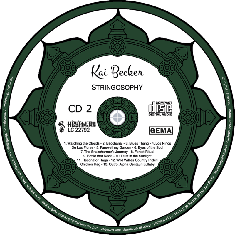 Kai Becker - Stringosophy - CD 2