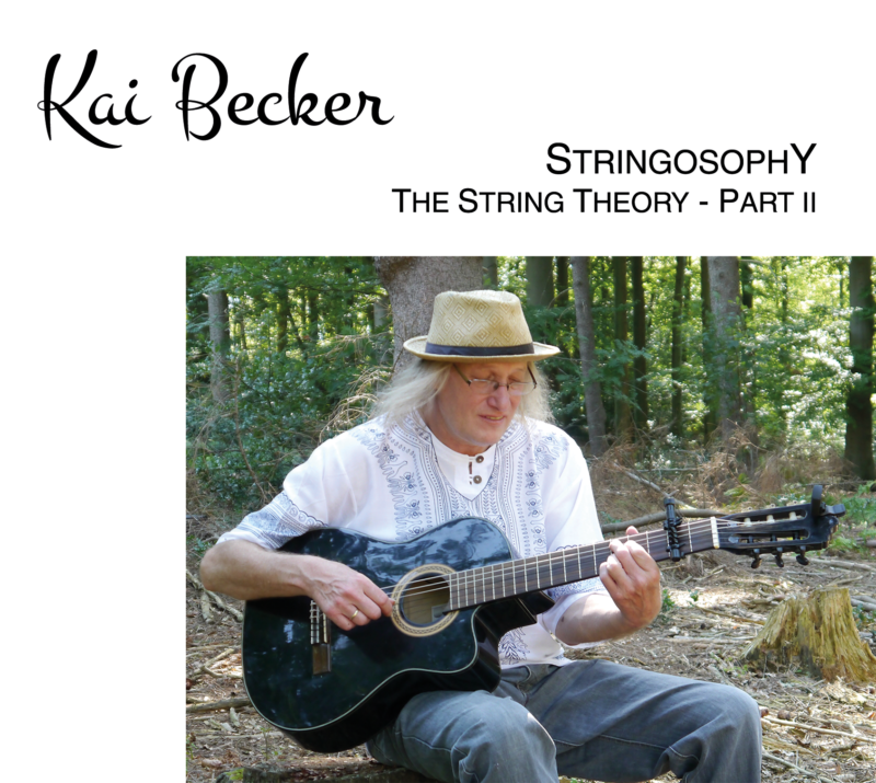 Kai Becker Stringosophy
